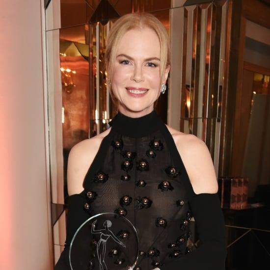 Celebrities at Harper's Bazaar Women of the Year Awards 2015