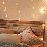 Bulb String Lights ($38)