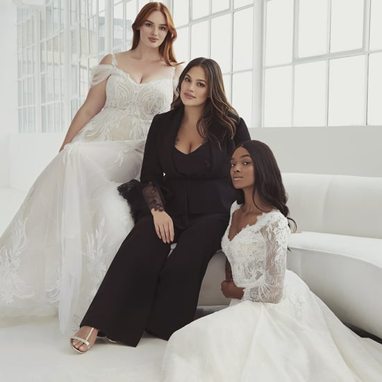 Ashley Graham x Pronovias Curvy Wedding Dress Collection