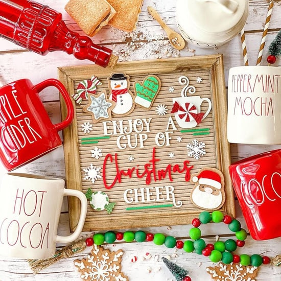 Christmas Letter Board Ideas | 2020