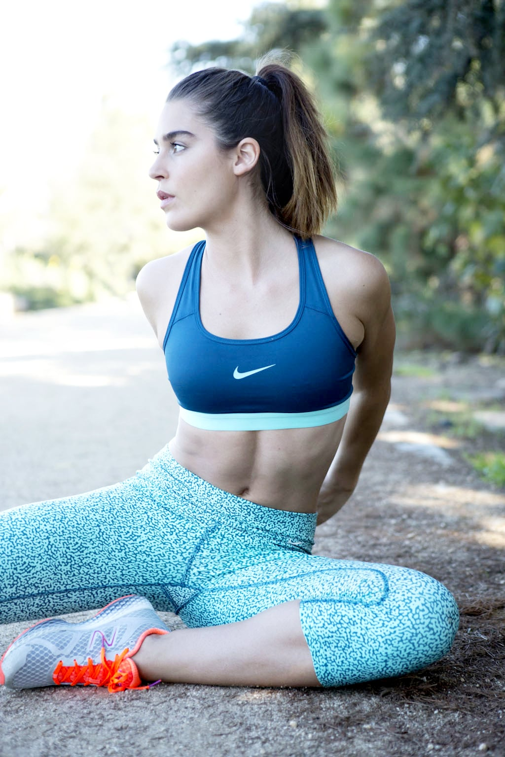 Work Up a Sweat