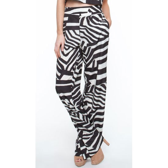 These pants are everything. I'll be wearing these over my black bikini in Bali. From the pool to the bar, too easy. Too sexy. — Alison, BellaSugar editor  Pants, $169, Nookie at The Iconic