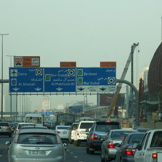 السائقون الهنود يسبّبون أكبر عددٍ من حوادث الطرق في الإمارات