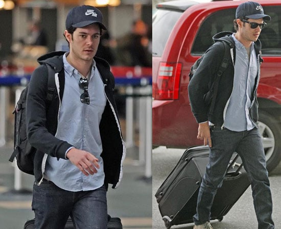 Adam Brody Is Back to His Own Body For Now