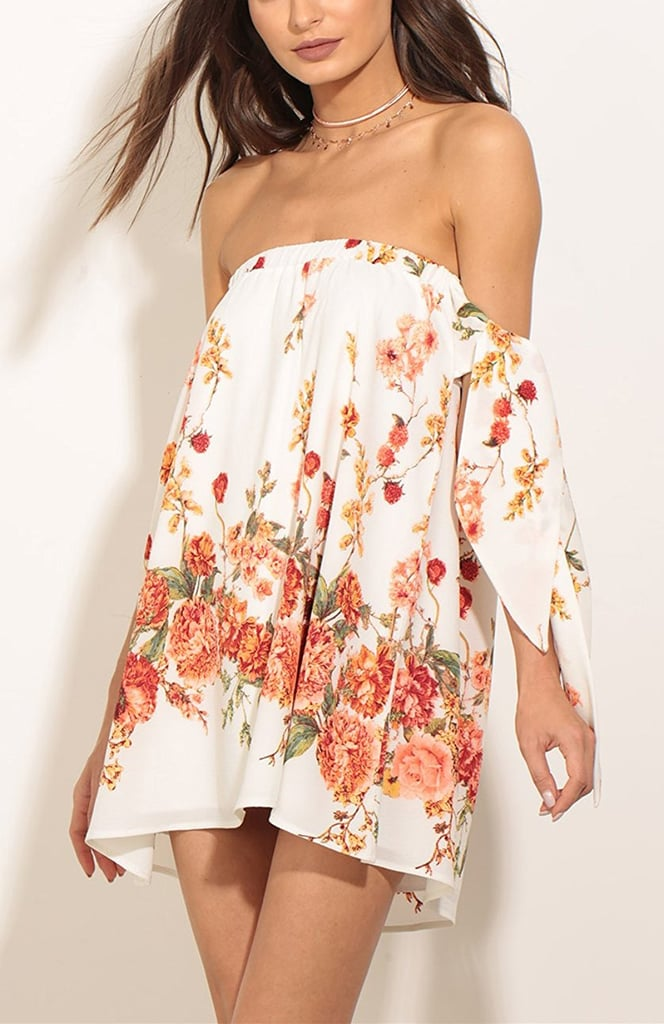 Pxmoda Off-Shoulder Dress