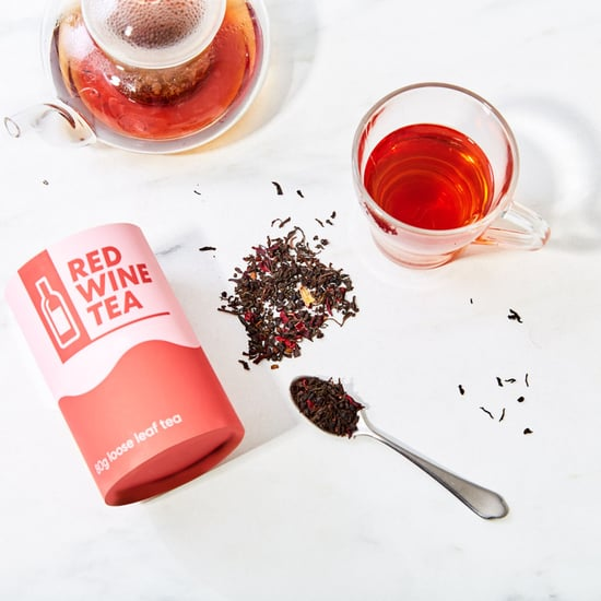Red Wine Tea