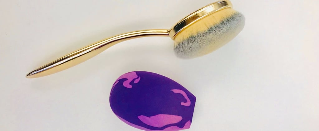 Tarte Double Duty Beauty Paddle and Shaper Contouring Sponge