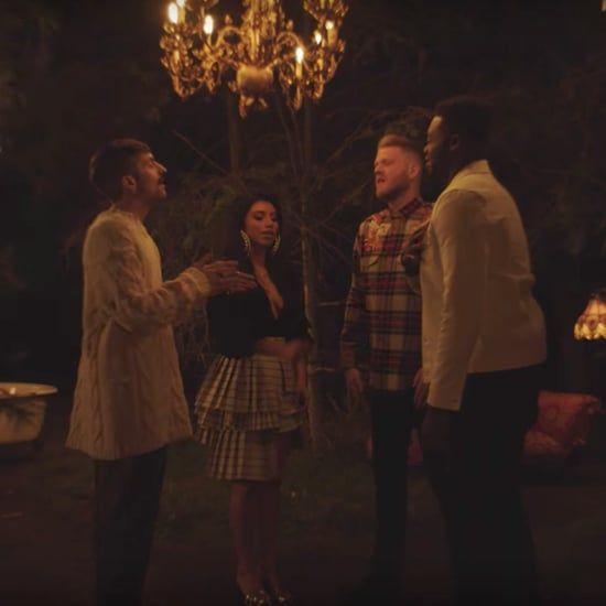 "Pentatonix ""Away in a Manger"" Music Video"