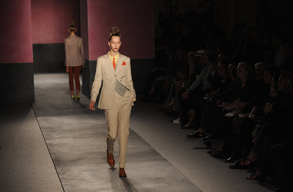 London Fashion Week: Paul Smith Spring 2010