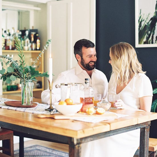 At-Home Engagement Shoot