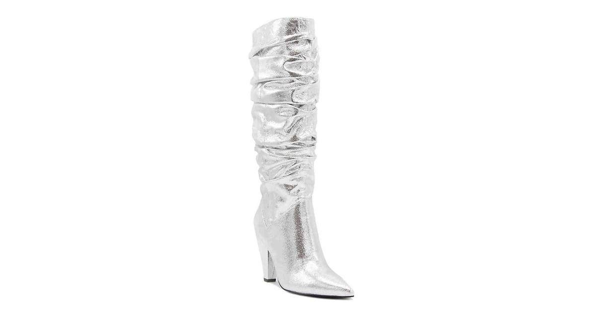 reputable site 32047 6f651 Shop Shoes Like Beyoncé's Custom Christian Louboutin Fringe ...