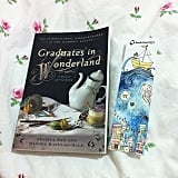 """So excited to finally get my hands on Graduates in Wonderland! It's funny, real and so relatable."""