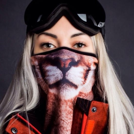 Teya Salat's Animal-Printed Ski Masks
