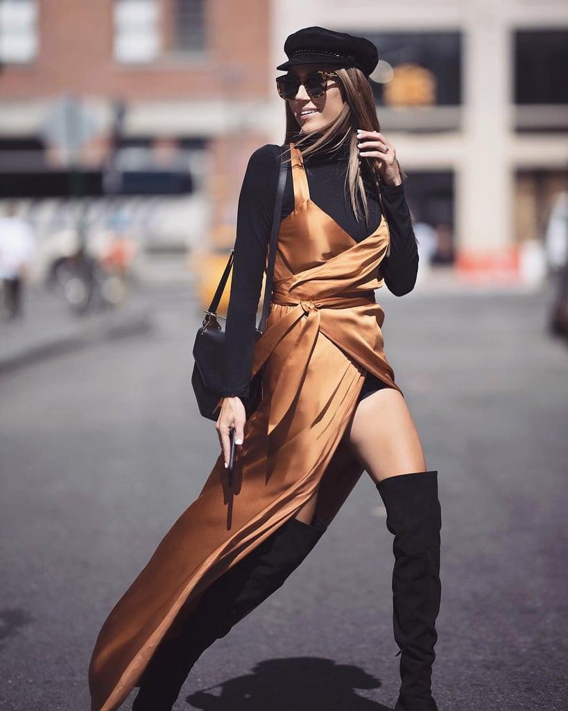 Fall Styling Hacks Popsugar Fashion