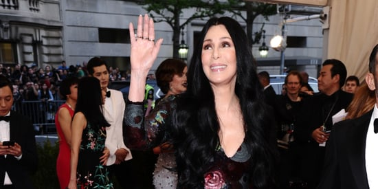 Cher Celebrates 69th Birthday With Saucy Tweet: 'I Can Wear The F**k Out Of A Dress'