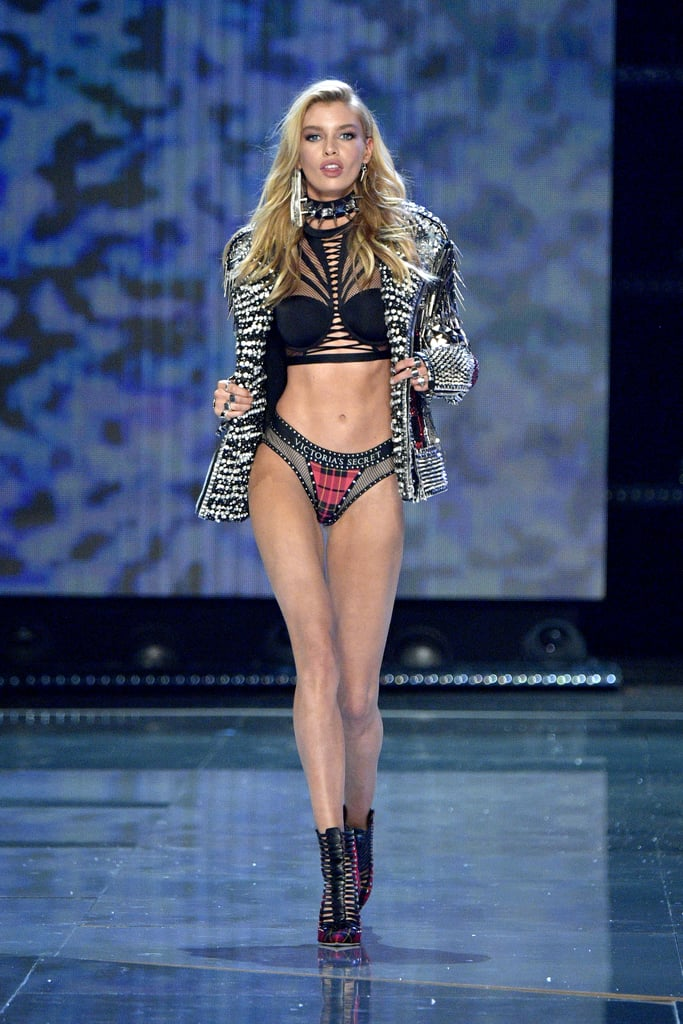 Stella Gifted Her 2017 Runway Lingerie to Friends and Family
