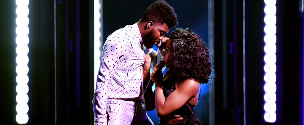 Khalid and Normani Kordei Performance at the BBMAs Video