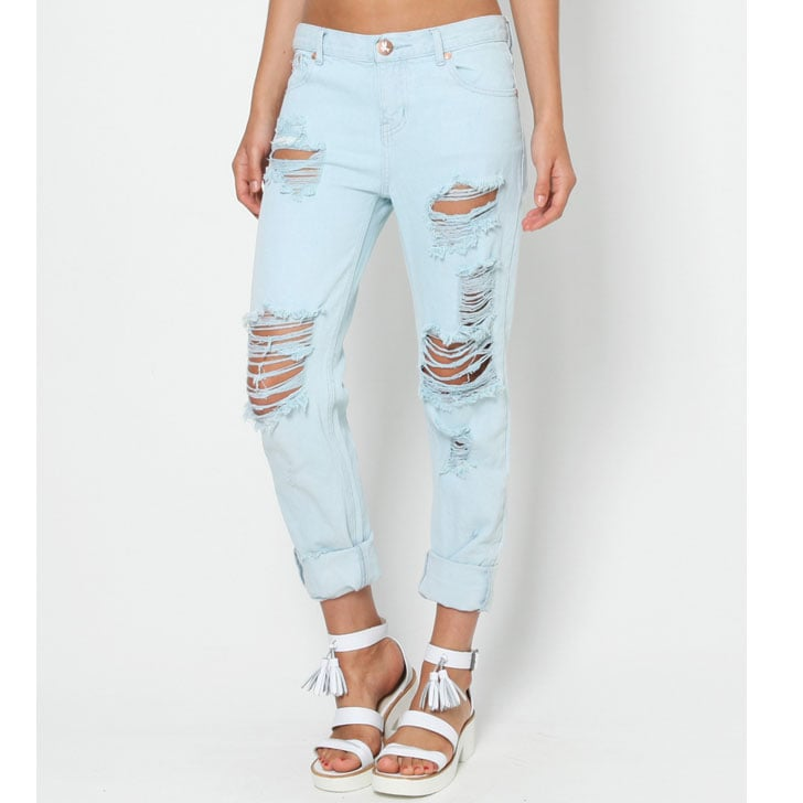 Jeans, approx $140, One Teaspoon at General Pants Co.