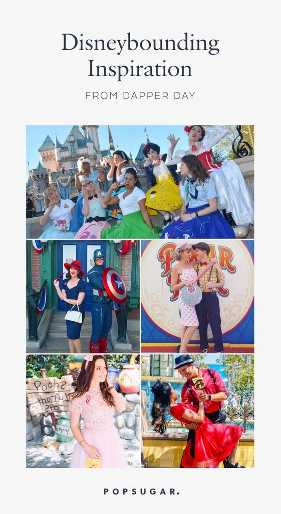 Best Disneyland Dapper Day Outfits Spring 2018