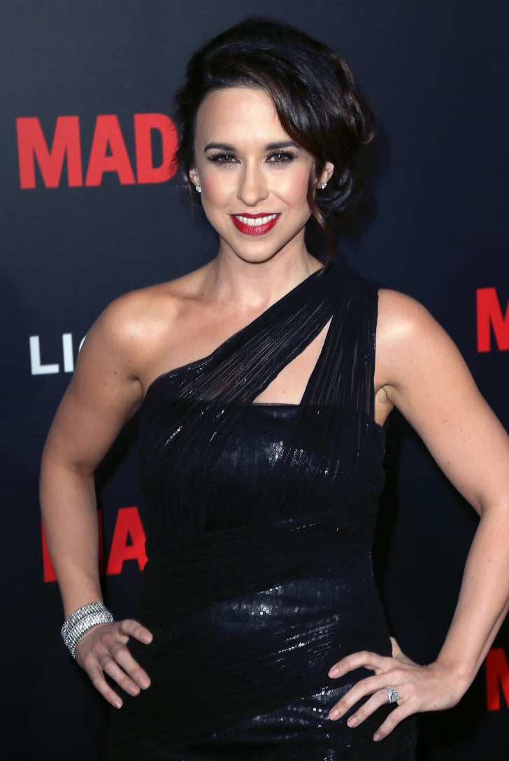 Lacey Chabert New Celebrity Moms 2017 Popsugar Middle East Celebrity And Entertainment Photo 17