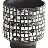Squares Ceramic Vase