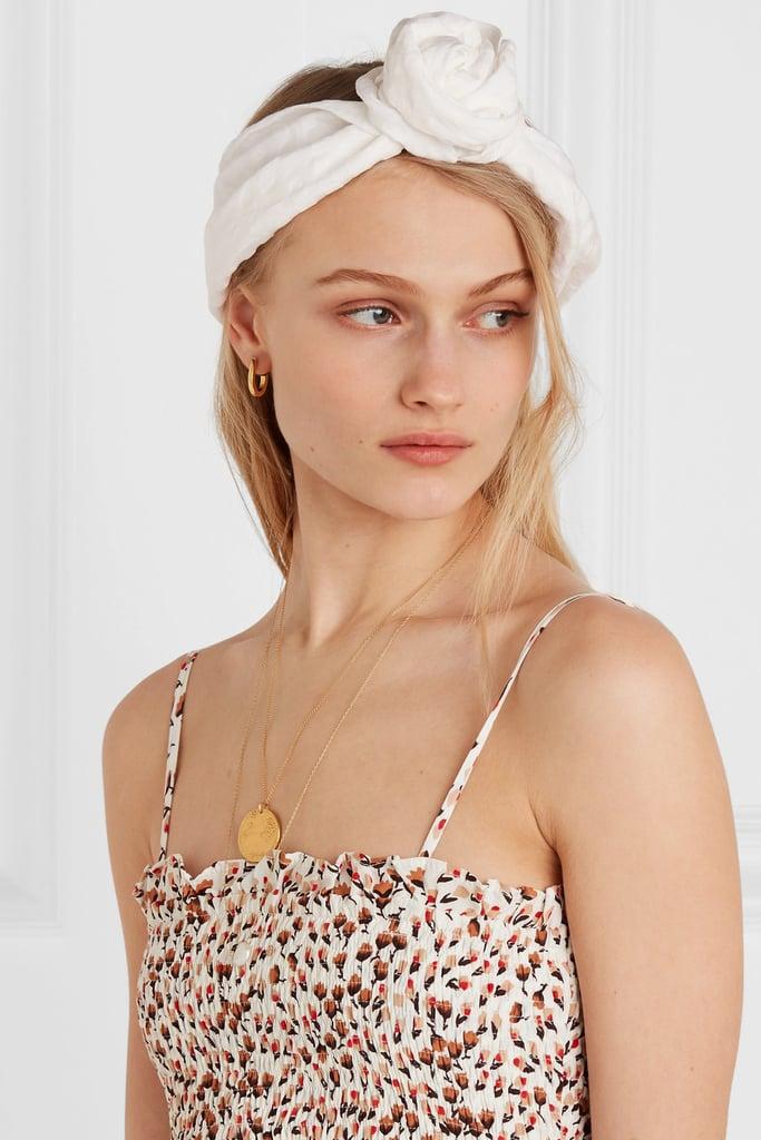 Cult Gaia Turband Gauze Headband