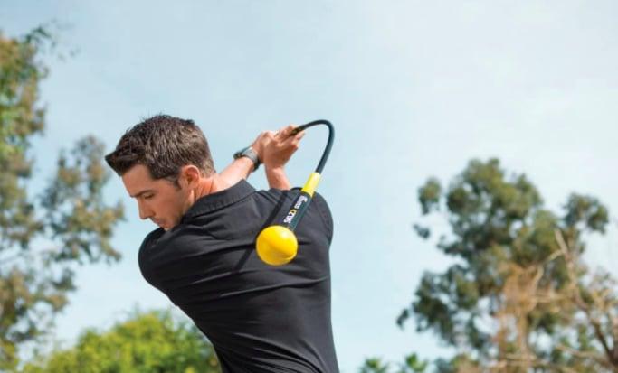 SKLZ Gold Flex Golf Swing Trainer Warm-Up Stick