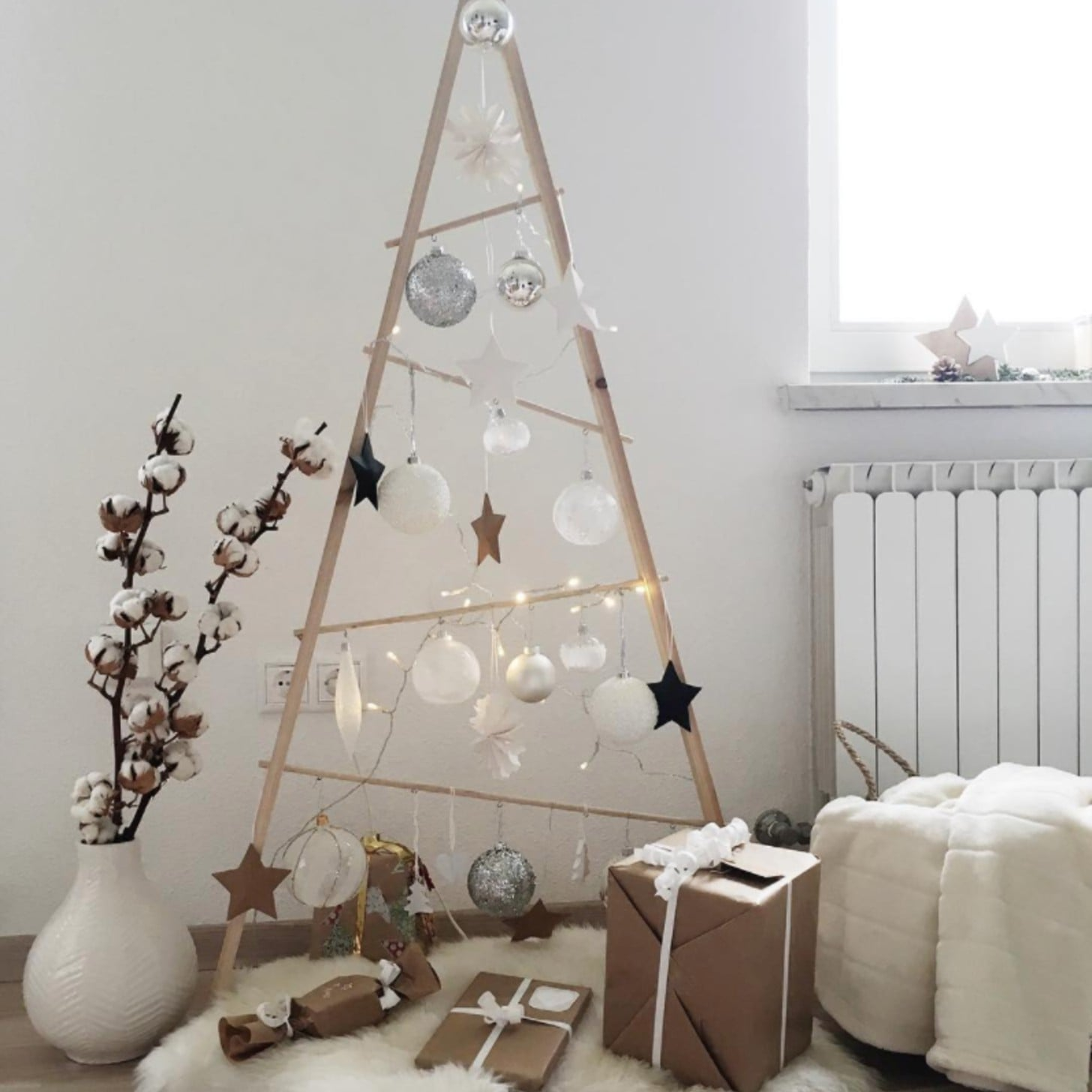 Alternative Christmas Tree Ideas | POPSUGAR Home UK