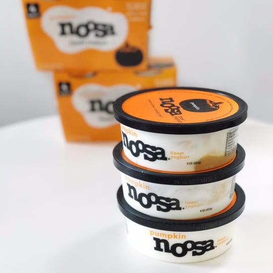 Noosa Pumpkin Taste Test