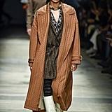 Irina Shayk on the Missoni Fall 2020 Runway at Milan Fashion Week