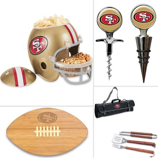 Gear Up For the Super Bowl With These 49ers Kitchen Tools