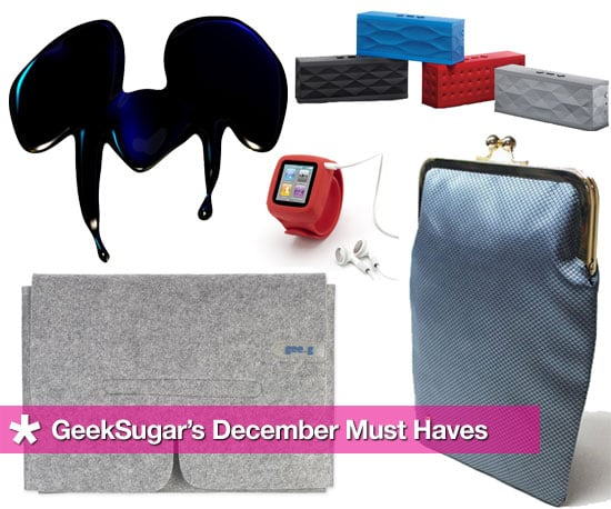 Must-Have Gadgets For December