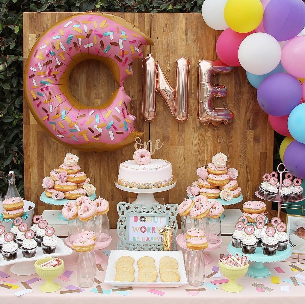1st Birthday Party Themes.Creative First Birthday Party Ideas 2019 Popsugar Family