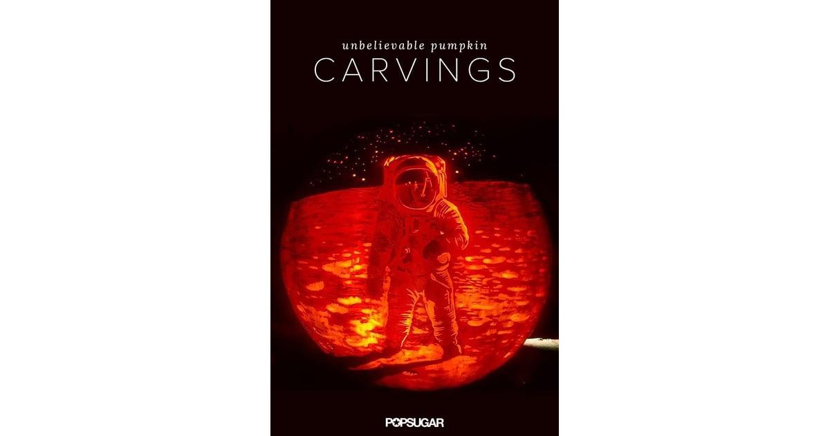 Unique Pumpkin Carving Popsugar Tech Photo 12