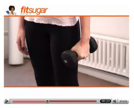 Get Lifted: Dumbbell Side Bends