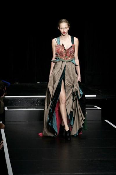 New York Fashion Week, Fall 2007: Designers for Darfur