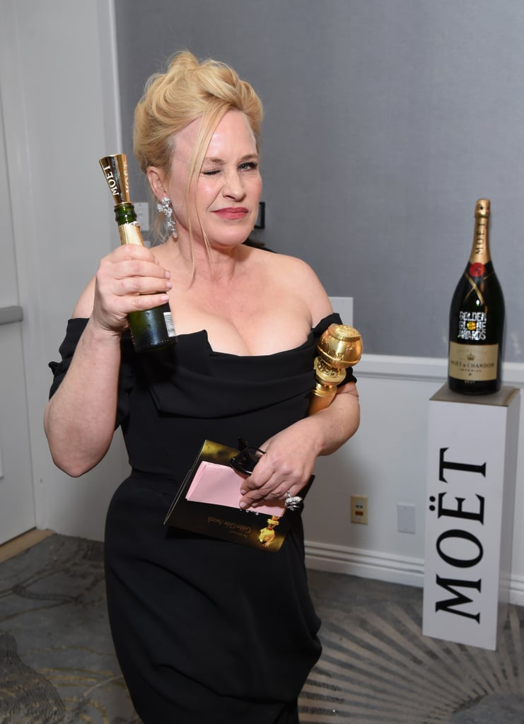 Patricia Arquette Looking Ready For the Turn-Up