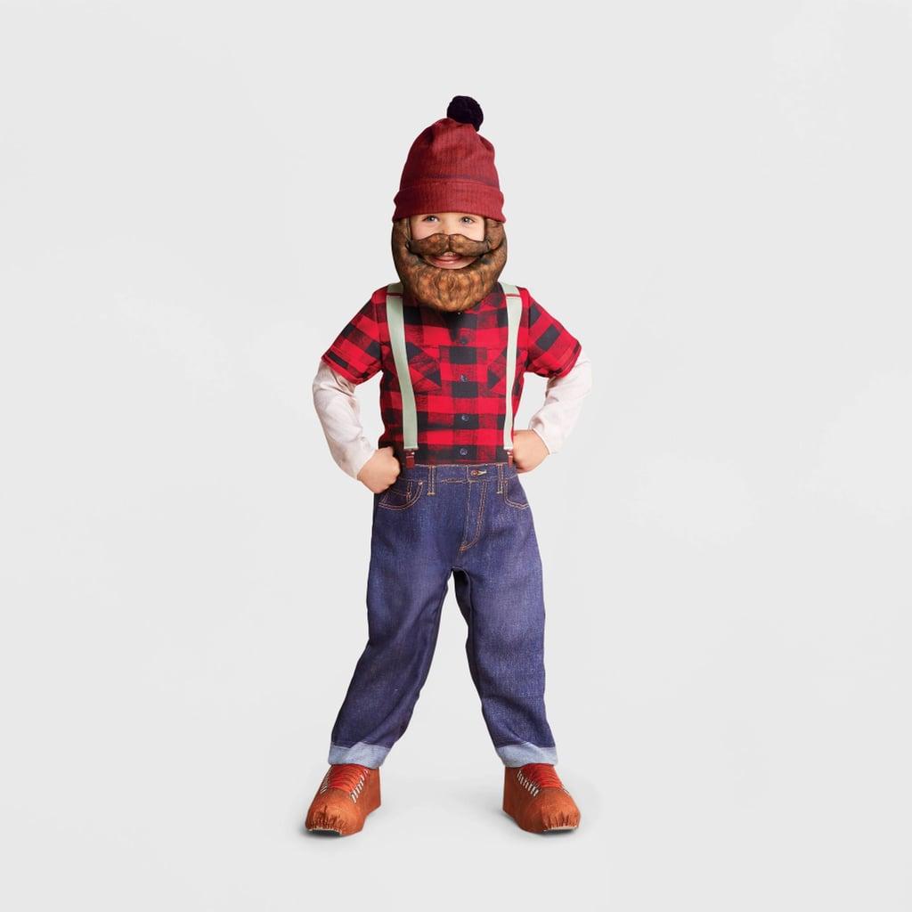 Toddler Little Lumberjack Halloween Costume