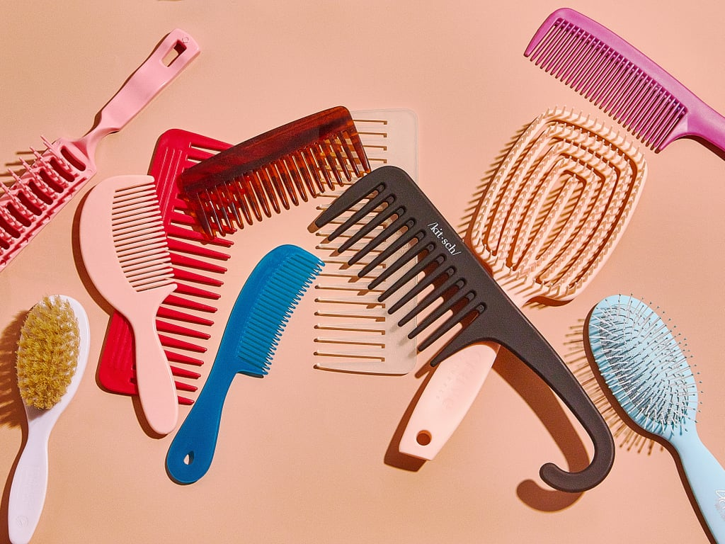 Best Hair Brushes For Curls, Detangling, and Smoothing