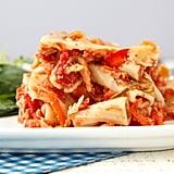 Crockpot Vegetable Ziti