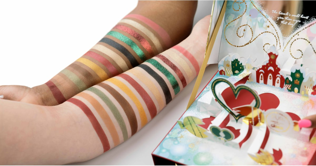 Image result for pur cosmetics grinch
