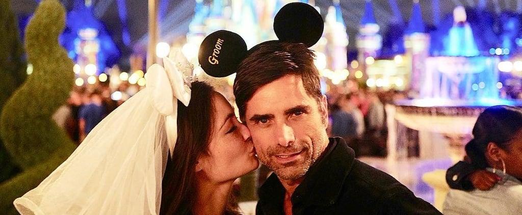 John Stamos and Caitlin McHugh Honeymoon Details