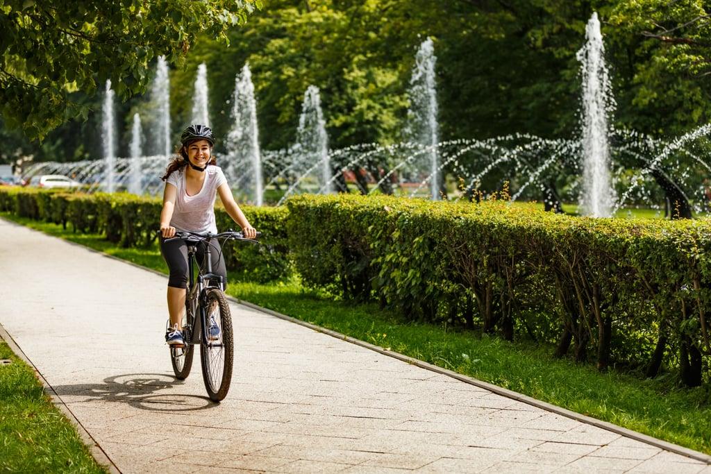 Comece o Ciclismo
