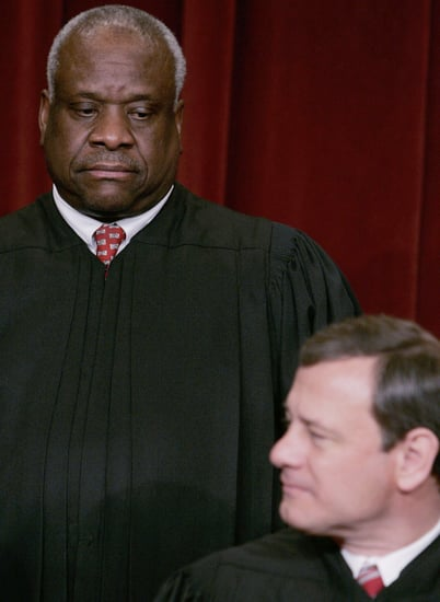 Clarence Thomas Says Affirmative Action Is Unconstitutional