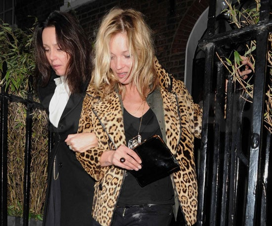 Slide Photo of Kate Moss in London 2010-02-04 15:30:03