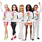 Summer Olympics 2020 Gold Medalist Barbies
