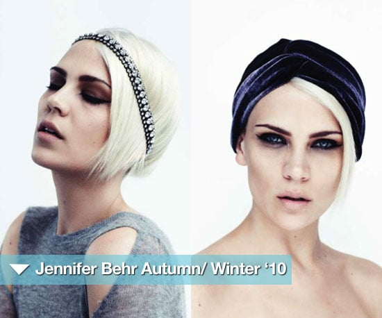 Jennifer Behr Autumn/ Winter '10 Collection