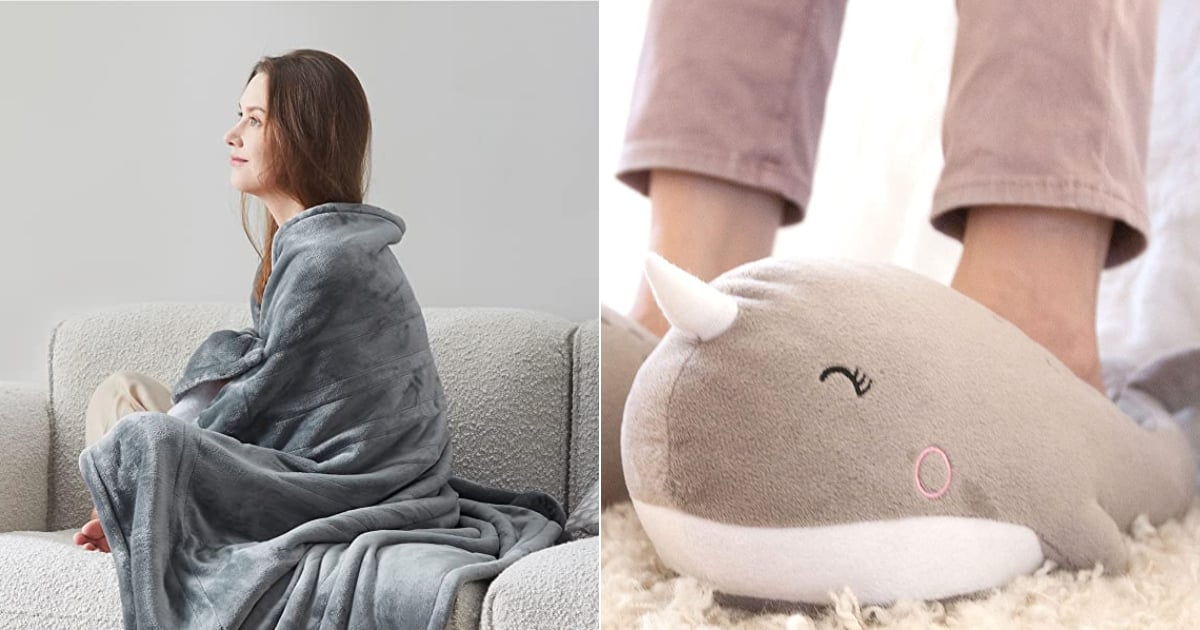 10 Genius Heated Products to Keep You Cozy This Winter — All From Amazon.jpg