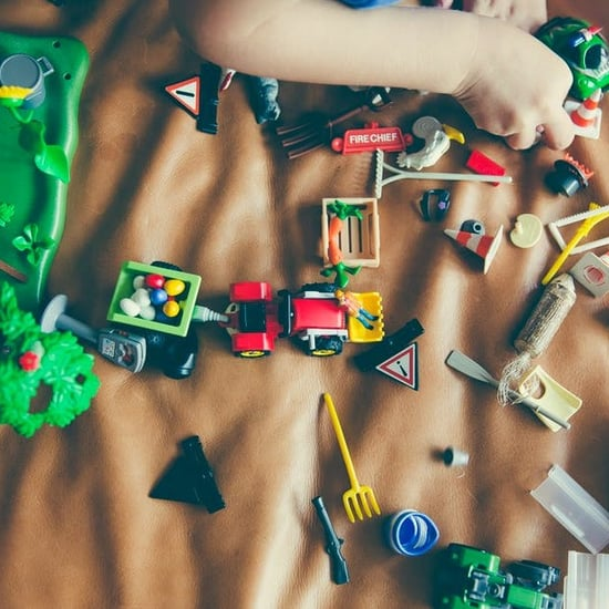 How to Deal With Kid Clutter