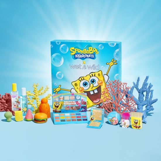 SpongeBob SquarePants x Wet n Wild Collection